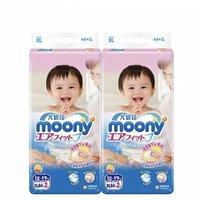 6日0点、88VIP:moony 尤妮佳 畅透系列 婴儿纸尿裤 S 84片