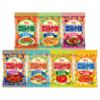 格力高(Glico) 菜园小饼大袋70g-80g系列多口味大礼包 7盒装 美味 饼干 点心