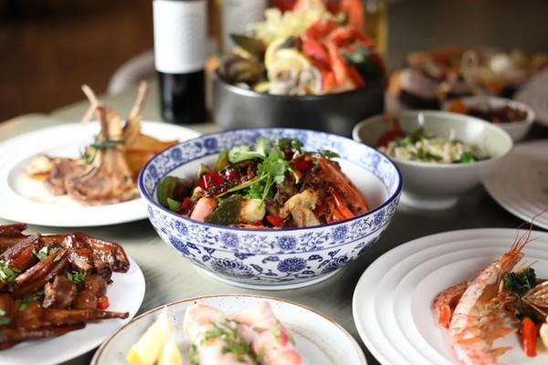 春节可用!上海闵行宝龙艾美酒店新食谱时令自助晚餐