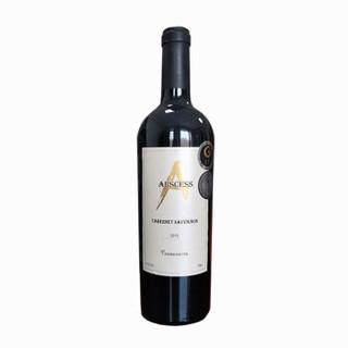 AUSCESS 澳赛诗 库纳瓦拉赤霞珠 干红葡萄酒 750ml *2件