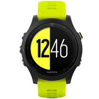 佳明(GARMIN)戶外手表 Forerunner935 橄欖黃 GPS智能手表 男女心率腕表 跑步游泳騎行鐵三通知運動手表