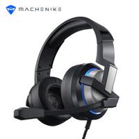 新品发售、数码配件节:MACHENIKE 机械师 H300 头戴式电竞游戏耳机