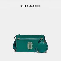 COACH/蔻驰RIVINGTON多功能混合型手包 C0947(粉笔白色/灰白色)