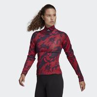adidas 阿迪达斯 H25100 女士运动长袖T恤
