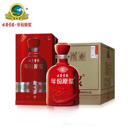 古井贡酒 年份原浆 50度 500ml*6瓶