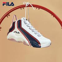 聚划算百亿补贴:FILA 斐乐 SH2 F12M111224F 男款高帮复古篮球鞋