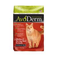 88VIP:Avoderm 贝德斯 牛油果鸡肉鲱鱼配方 天然成猫粮 11磅