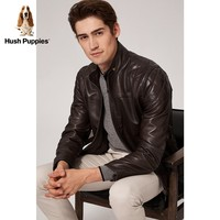 Hush Puppies 暇步士 PL-29503D 男装皮衣外套