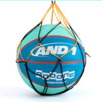 AND1 恩狄万 橡胶篮球 YD604GL711 湖蓝 5号/青少年
