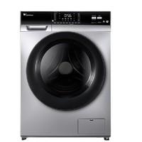 LittleSwan 小天鹅 净立方系列 TG100V62ADS5滚筒洗衣机 10kg 银色