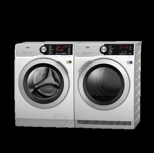 AEG L9FEC9412N T7DEE834 洗烘套装