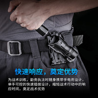NEXTORCH納麗德V61戰術快拔電筒套360度旋轉通用手電腰套可鎖定