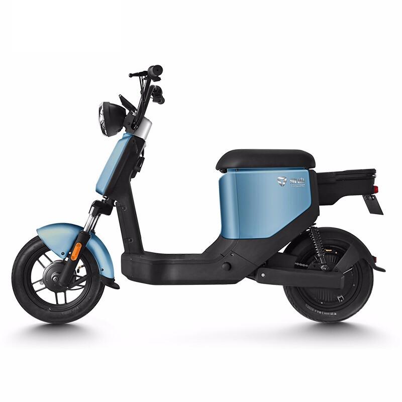Yadea 雅迪 歐逸 電動車 TDR2298Z 48V20A鉛酸電池 藍色