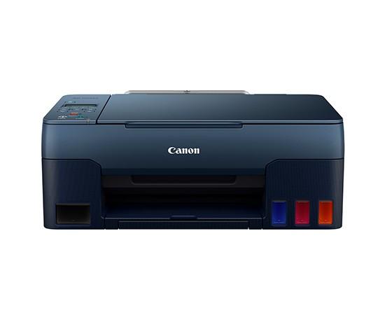 Canon 佳能 G3860 可加墨彩色多功能无线打印一体机