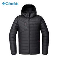 限尺码:Columbia 哥伦比亚 PM5568 男士保暖羽绒服