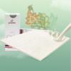 paratex 泰国原装进口天然乳胶床垫 100*200*3cm