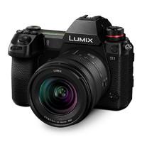 Panasonic 松下 DC-S1KGK-K全画幅无反相机套机(LUMX S 20-60mm F35-5.6镜头)
