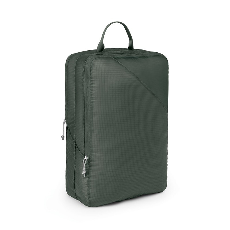 OSPREY Ul Double Sided Cube 旅行背包 绿色 L 5L
