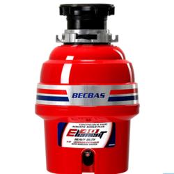 BECBAS 贝克巴斯  E40 垃圾处理器 红色