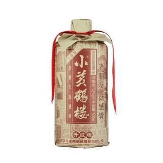 黄鹤楼酒 小黄鹤楼135 42度整箱装白酒500ml*6瓶 口感浓香风味