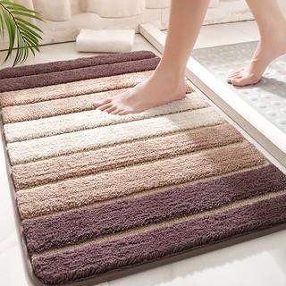 DAJIANG 大江 卫生间厨房门口卫浴厕所吸水浴室防滑垫进门家用卧室脚垫地垫