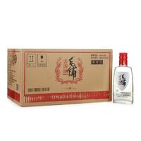 劲牌 毛铺系列 苦荞酒 小荞 42%vol 白酒 125ml*24瓶 整箱装