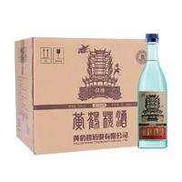 黄鹤楼 汉清 52%vol 清香型白酒