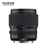 FUJIFILM 富士 GF80mm F1.7 R WR 中画幅标准定焦镜头 G卡口