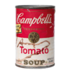 HOWstore Andy Warhol 安迪沃霍尔 签名 金宝番茄汤罐头