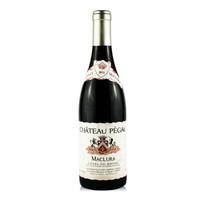 佩高( Chateau Pegau)隆河丘麦干红葡萄酒 法国佩高古堡 佩高酒庄 罗纳河谷教皇新区红酒 Cotes du Rhone Maclura 750毫升