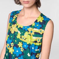 MARNI 2021新款早春系列七色花印花连衣裙ABMA0632A1UTCZ72RFV72 (38、RFV72)