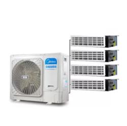 Midea 美的 MDS-H140W(E1) 多联风管机空调