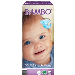 Bambo 班博 纸尿裤 经典款 L50片
