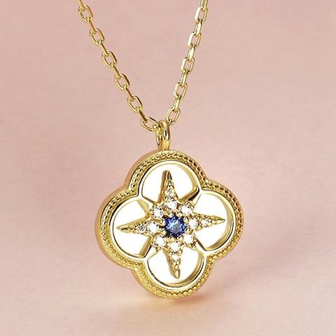 SISI 370400180997 女士银宝石项链