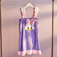 Gukoo 果壳 820043920805 迪士尼女士浴裙