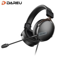 27日0点:Dareu 达尔优 EH723s 游戏耳机 手游版 黑色