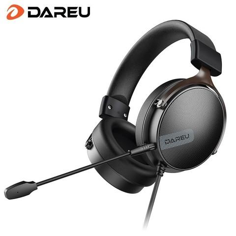 Dareu 达尔优 EH723s 游戏耳机 手游版 黑色