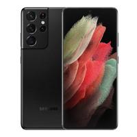 SAMSUNG 三星 Galaxy S21 Ultra 5G手机 16GB+512GB 幽夜黑
