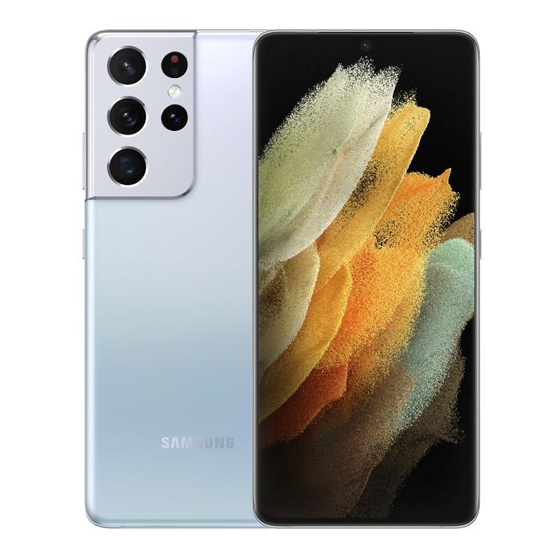 SAMSUNG 三星 Galaxy S21 Ultra 5G智能手机 16GB+512GB