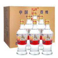 平坝窖酒 经典3号 46度 兼香型白酒 500ml*6瓶 整箱