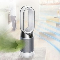 dyson 戴森 HP05 空气净化暖风扇 银白色 翻新版