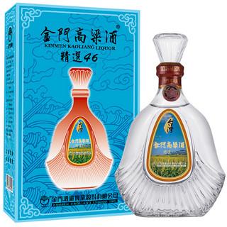 KINMEN KAOLIANG 金门高粱酒 精选 46 46%vol 清香型白酒 600ml 单瓶装