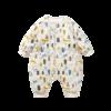 Wellber 威尔贝鲁 婴儿睡袋 熊猫森林 (薄棉60g) 65