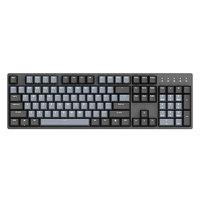 DURGOD 杜伽 TAURUS K310 104键 有线机械键盘 深空灰 Cherry青轴 无光