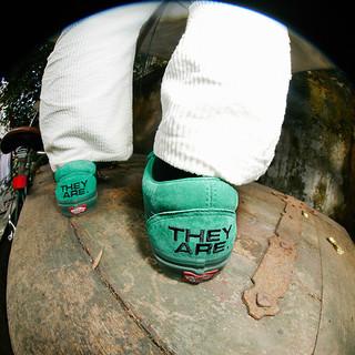 VANS 范斯 Old Skool系列 牛年限定款 中性运动板鞋 VN0A5AO960I1