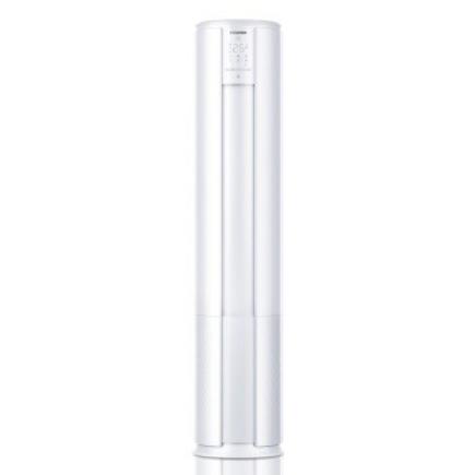 海信(Hisense) 3匹 小童星 一级能效 防夹手 手机智控 取暖暖风 柔风 立式圆柱柜机空调 KFR-72LW/E80A1