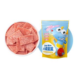 小鹿蓝蓝 满减_小鹿蓝蓝六物山楂片 宝宝零食辅食无添加糖儿童山楂水果条脯