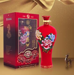 西凤酒 国花瓷 12年 45%vol 凤香型白酒 500ml 单瓶装