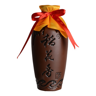 稻花香 陶坛 丰藏 38%vol 浓香型白酒 500ml*6瓶 整箱装