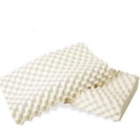 考拉海购黑卡会员:PARATEX 泰国原装进口天然乳胶枕头 2件装
